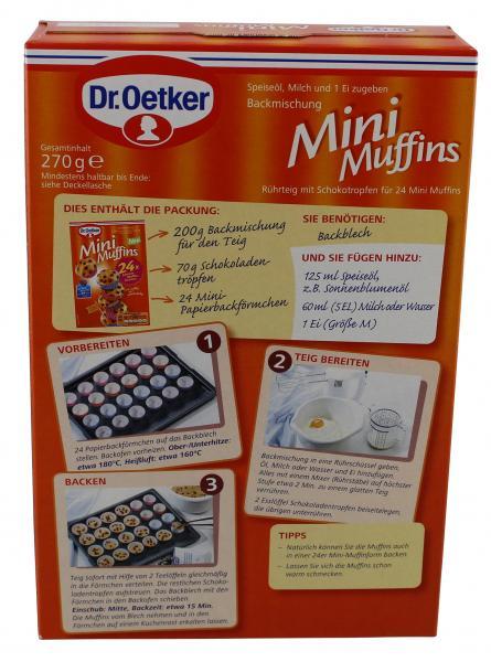 Dr. Oetker Mini Muffins