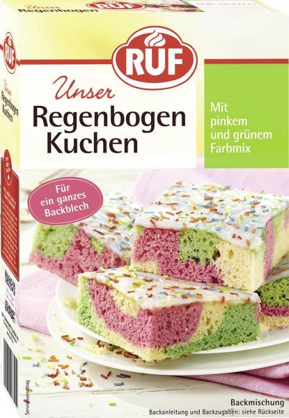 Ruf Regenbogenkuchen