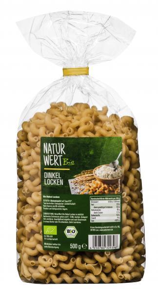 NaturWert Bio Dinkel Locken