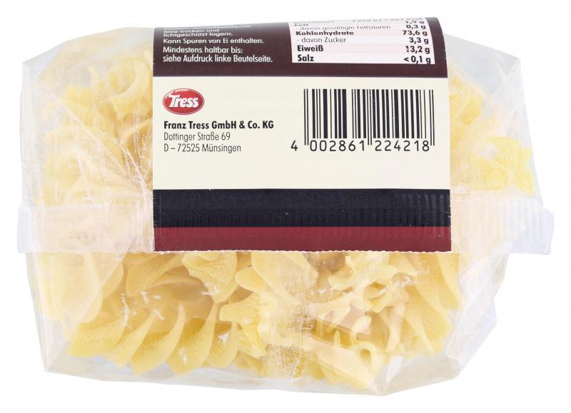 Tress Pasta Tradizionale Spiralen