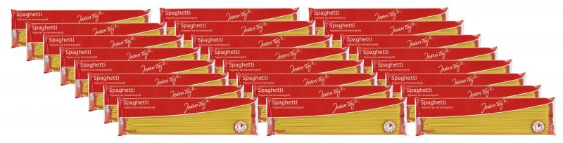 Jeden Tag Spaghetti