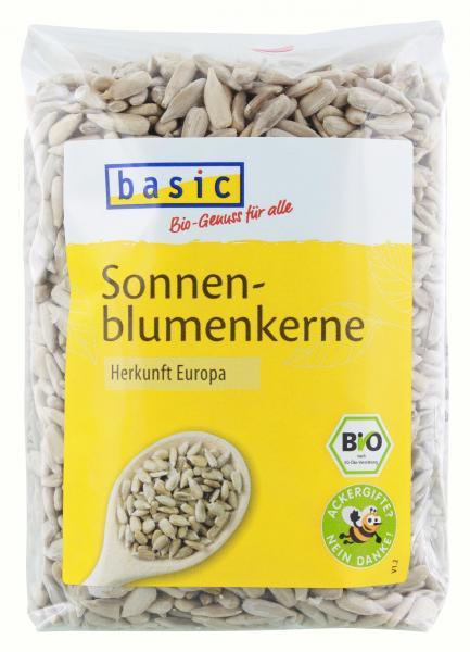 Basic Bio Sonnenblumenkerne