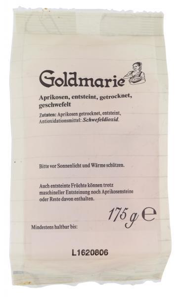 Goldmarie Aprikosen getrocknet