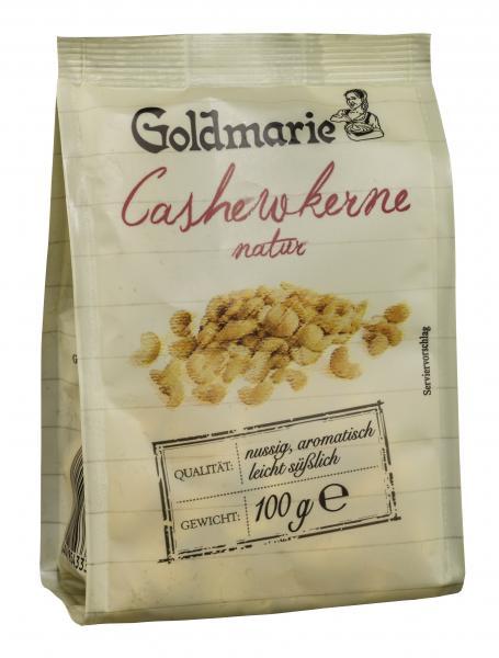Goldmarie Cashewkerne natur
