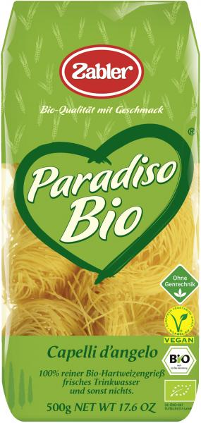 Zabler Paradiso Bio Capelli d'angelo