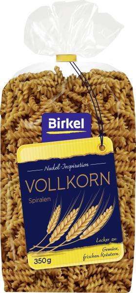 Birkel Nudel-Inspiration Vollkorn Spiralen
