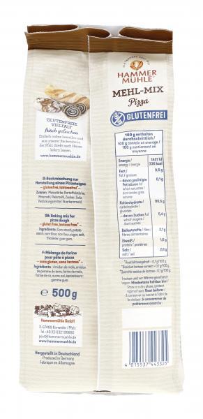 Hammermühle Mehl-Mix Pizza