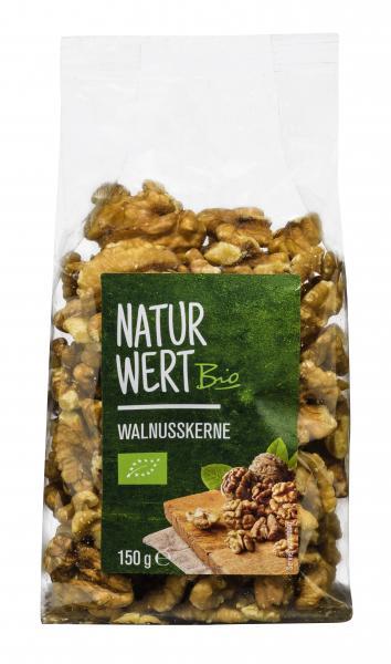 NaturWert Bio Walnusskerne