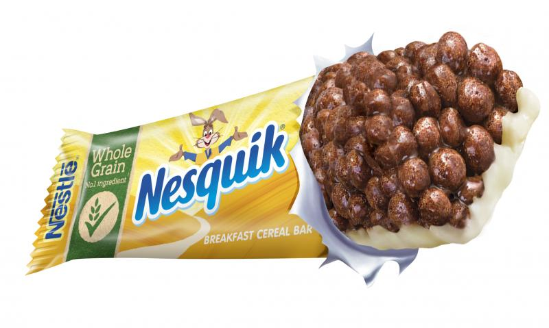 Nestlé Nesquik Cerealienriegel
