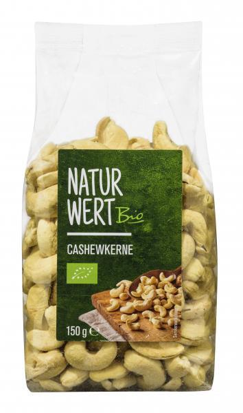 NaturWert Bio Cashewkerne