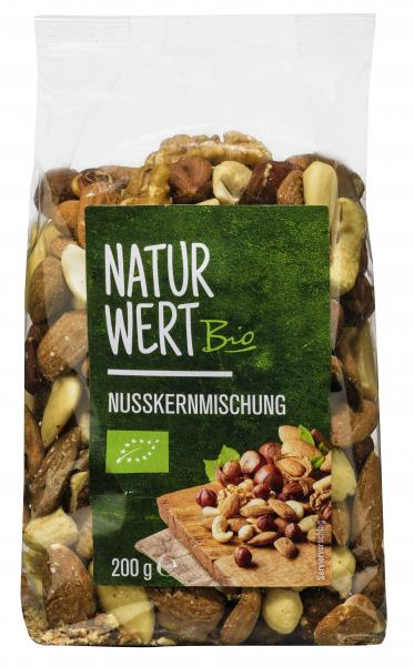 NaturWert Bio Nusskernmischung