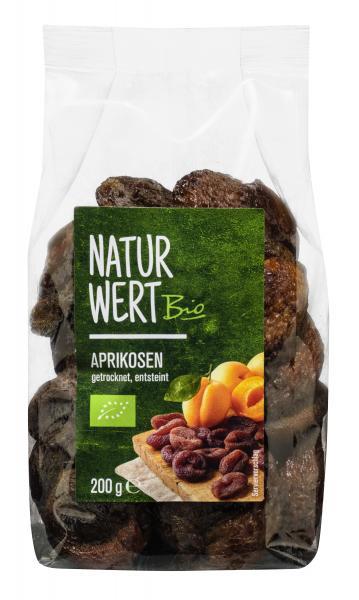 NaturWert Bio Aprikosen ungeschwefelt