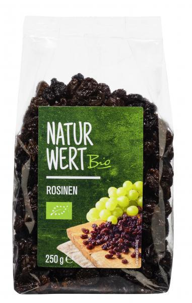 NaturWert Bio Rosinen