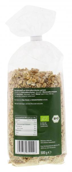 NaturWert Bio Hafer-Crunchy