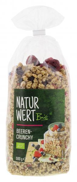 NaturWert Bio Beeren-Crunchy