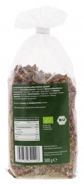 NaturWert Bio Schoko-Crunchy