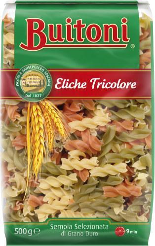 Buitoni Eliche Tricolore