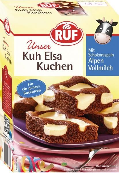 Ruf Kuh Elsa Kuchen Alpenvollmilch