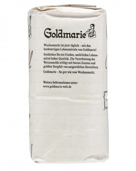Goldmarie Weizenmehl Type 550
