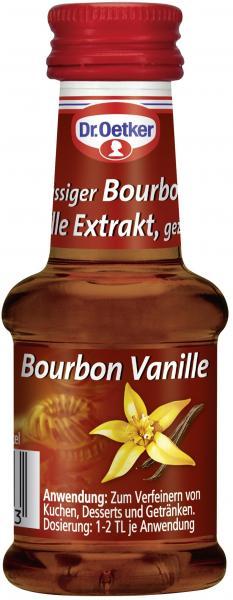 Dr. Oetker Bourbon Vanille Extrakt