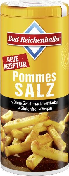 Bad Reichenhaller Pommes Salz