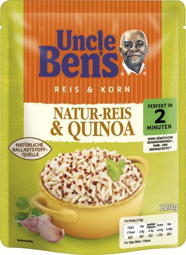 Uncle Ben's Natur-Reis & Quinoa