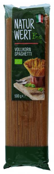 Naturwert Bio Vollkorn Spaghetti