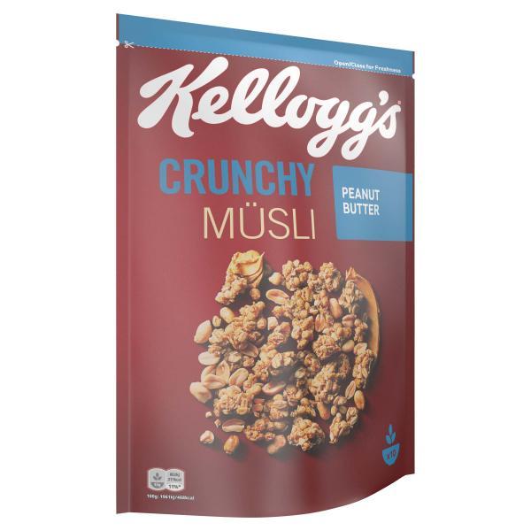 Kellogg's Crunchy Müsli Peanut Butter