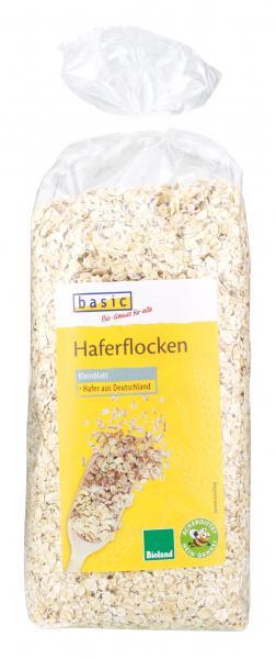 Basic Haferflocken Kleinblatt