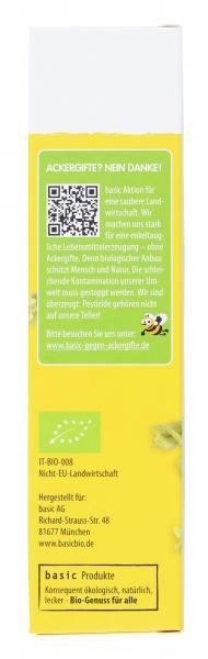 Basic Fusilli-Nudeln aus grünen Erbsen