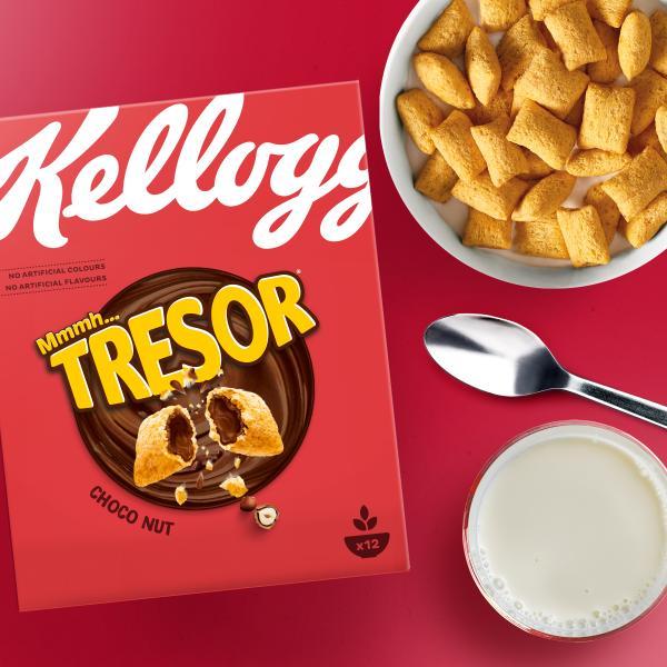 Kellogg's Tresor Choco Roulette
