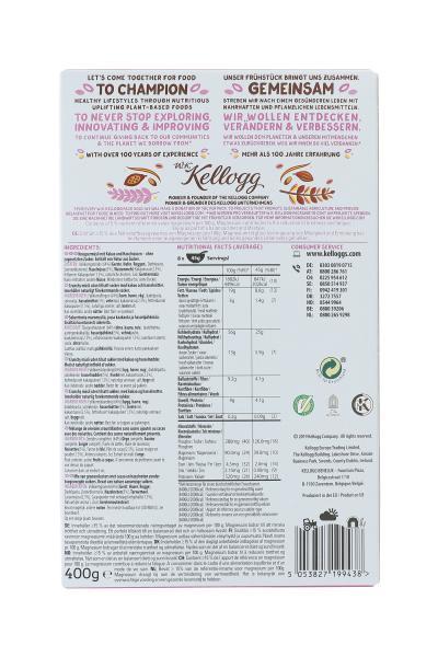 Kellogg's WK Crunchy Müsli Cacao & Hazelnut