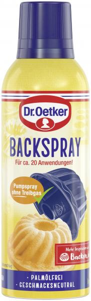 Dr. Oetker Backspray