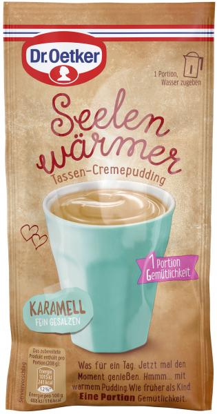 Dr. Oetker Seelenwärmer Pudding Karamell