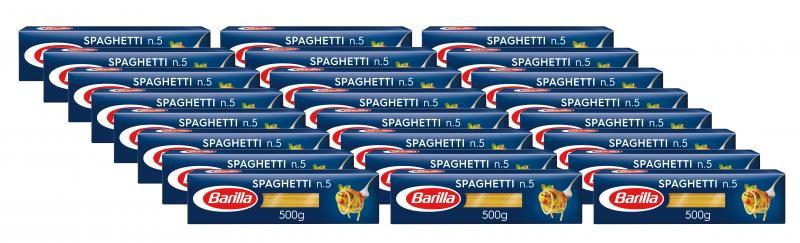 Barilla Pasta Nudeln Spaghetti No. 5