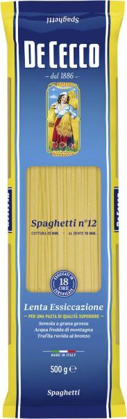 De Cecco Spaghetti No. 12