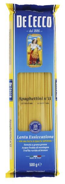 De Cecco Spaghettini No. 11