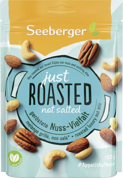 Seeberger Just Roasted Nuss-Vielfalt