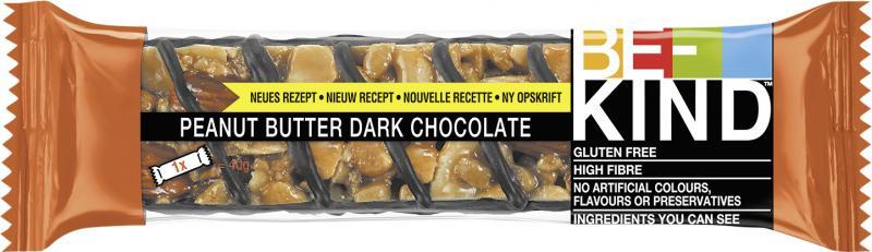 Be-Kind Riegel Peanut Butter Dark Chocolate