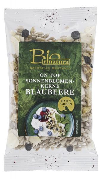 Rinatura Bio Daily Green On Top Sonnenblumenkerne Blaubeere