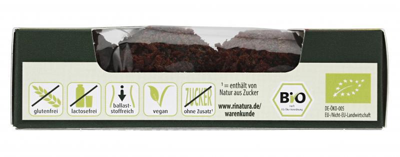 Rinatura Bio Plant Power Fruity Balls Haselnuss-Blaubeere-Aronia