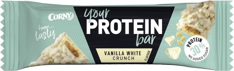 Corny Your Protein Vanilla White Crunch