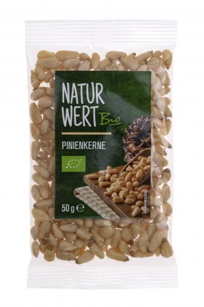 NaturWert Bio Pinienkerne