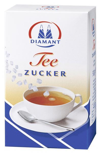 Diamant Tee Zucker