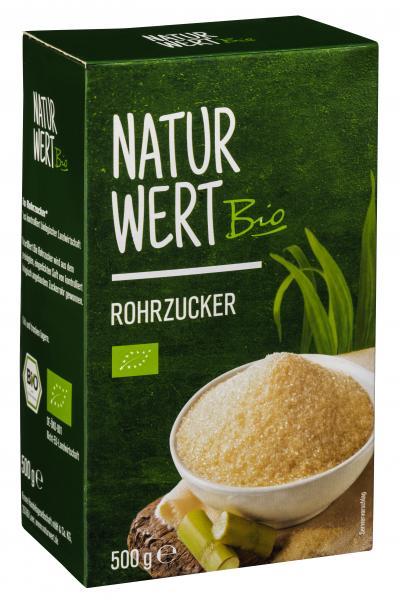NaturWert Bio Rohrzucker