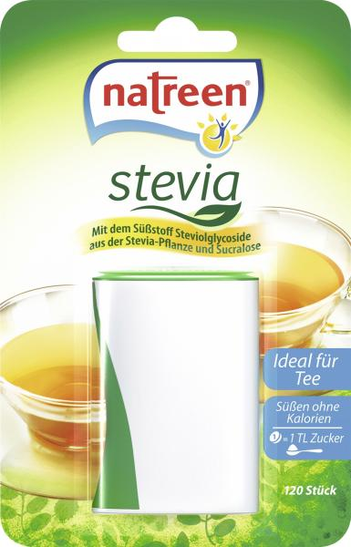 Natreen Stevia Minispender