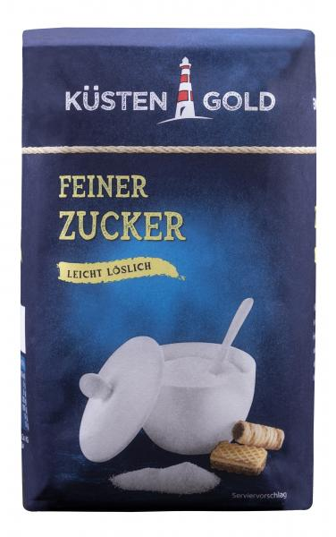Küstengold Feinster Zucker
