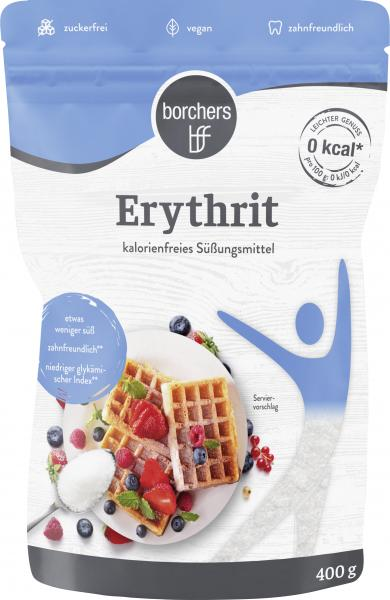 Borchers 100% Erythrit Streusüße