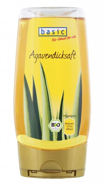 Basic Agavendicksaft