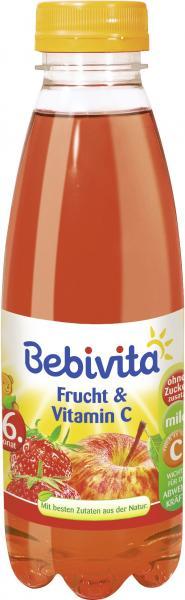 Bebivita Frucht & Vitamin C
